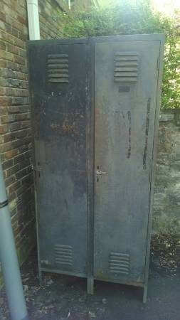 Vintage Lockers $50
