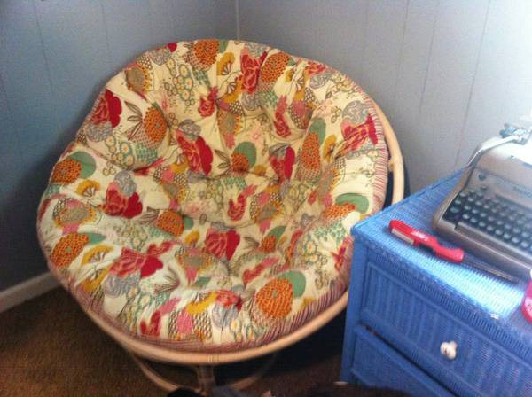 Papasan Chair $15