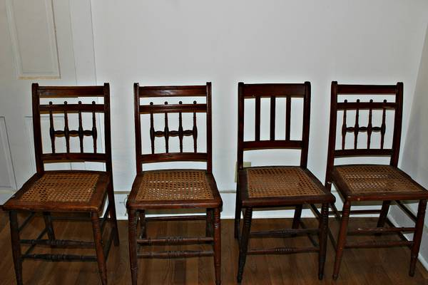 Antique Dining Chairs $25 each (or all 4 for $80)