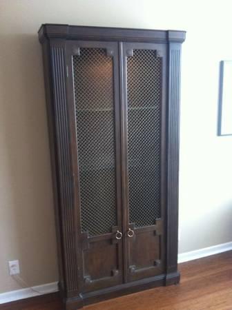 Bookcase     $200     View on Craigslist