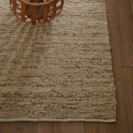 West Elm Sweater Wool 8' x 10' Rug     $300   This rug retails for $600.    View on Craigslist