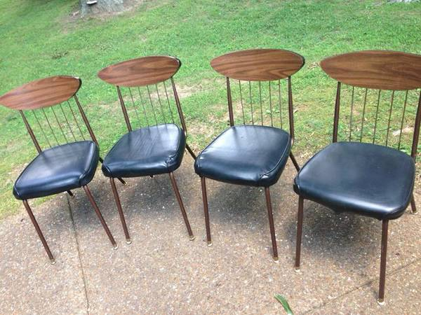Mid Century Dining Chairs     $45     View on Craigslist