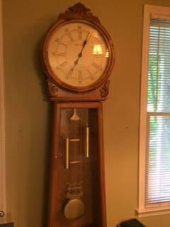 Grandfather Clock     $50     View on Craigslist