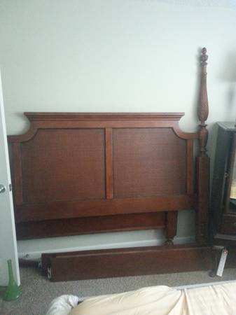 King Bed     $125     View on Craigslist