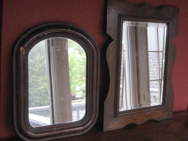 Antique English Mirrors     $85     View on Craigslist