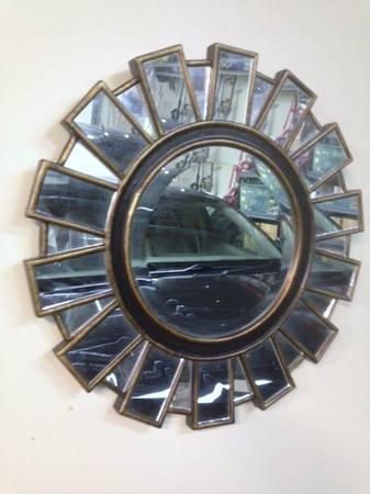 Sunburst Mirror     $30     View on Craigslist