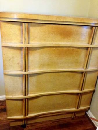 Vintage Dresser     $60   This vintage dresser would look great painted.    View on Craigslist