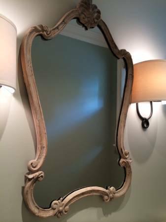Mirror     $115     View on Craigslist