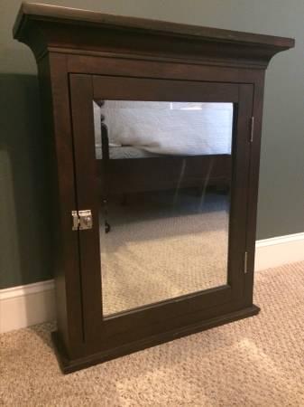 Restoration Hardware Medicine Cabinet     $125     View on Craigslist