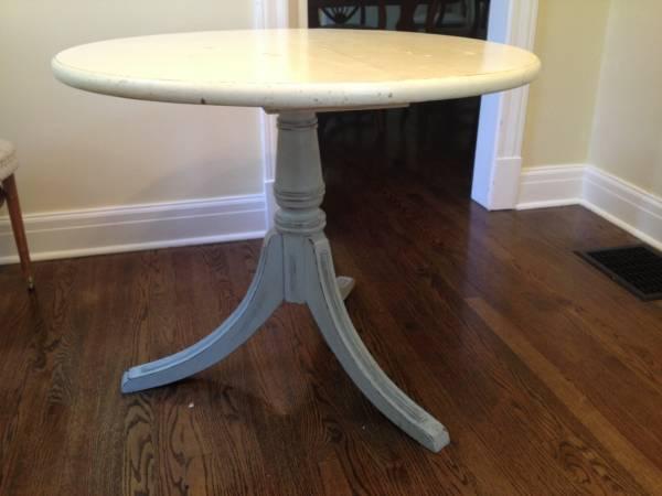 Kitchen Table     $75     View on Craigslist