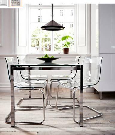 IKEA Torsby Dining Set     $350     View on Craigslist