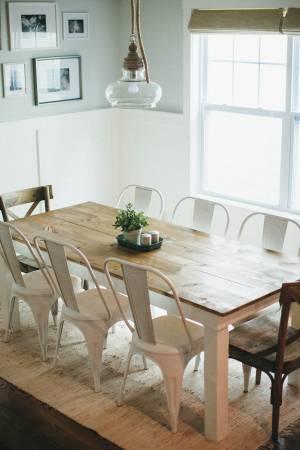 7' Farm Table     $400     View on Craigslist