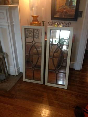 Pair of Mirrors     $75     View on Craigslist