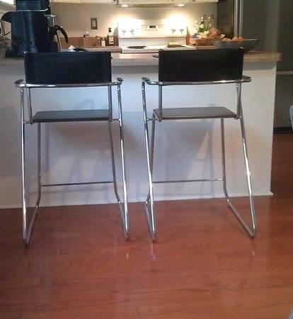 Modern Barstools     $90     View on Craigslist