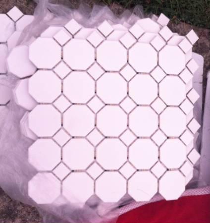 44 Sq. Ft. Octagonal Tile     $100     View on Craigslist