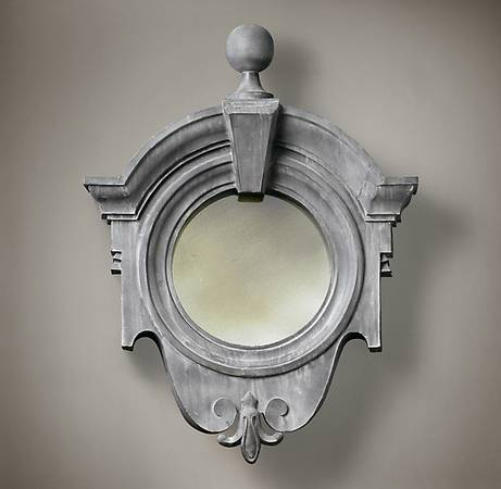 Restoration Hardware Dormer Mirror     $450   This is a really large mirror and a great statement piece. It retailed for over $1000 at RH.    View on Craigslist