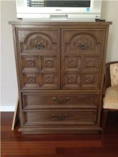 Small Armoire     $60     View on Craigslist