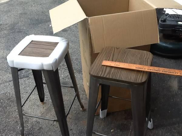 Bar Stools     $40     View on Craigslist