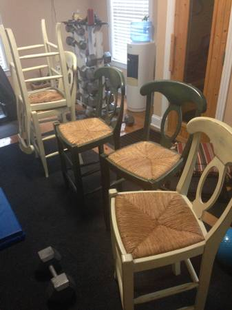 Pottery Barn Stools     $25     View on Craigslist