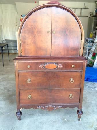 Antique Bonnet Chest     $350     View on Craigslist