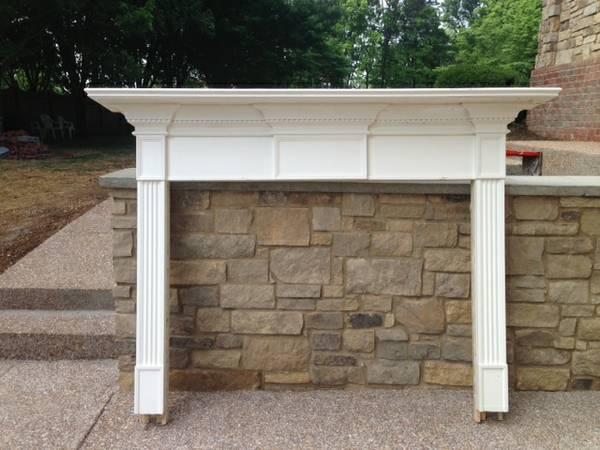 Fireplace Surround     $50     View on Craigslist