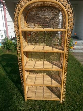 Wicker Shelf     $30     View on Craigslist