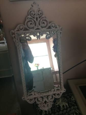 Ornate Mirror     $25     View on Craigslist