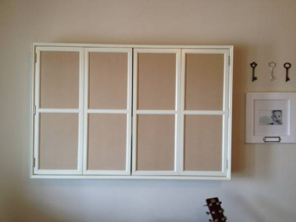 Pottery Barn Wall Organizer     $100     View on Craigslist