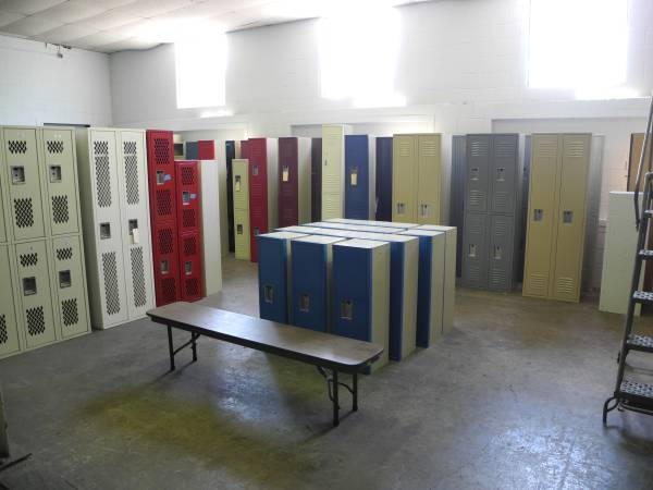 Lockers     $50-200   Lots of different sized lockers for sale.    View on Craigslist