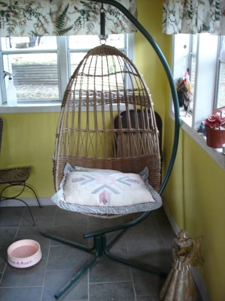 Wicker Egg Style Seat     $25     View on Craigslist