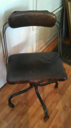 Vintage Office Chair     $5     View on Craigslist