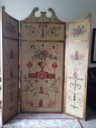 Painted Screen      $125     View on Craigslist
