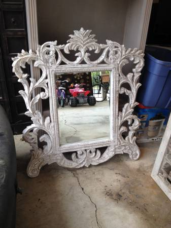 Restoration Hardware Mirror     $175     View on Craigslist