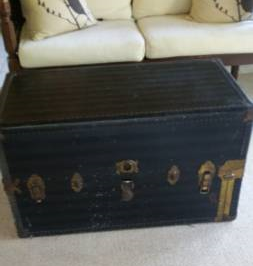 Antique Trunk     $50     View on Craigslist
