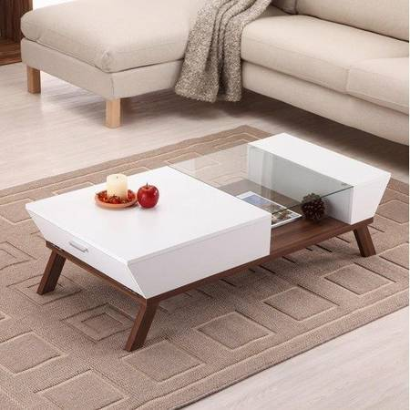 Modern Coffee Table     $140   This coffee retails for $272 on  Amazon .     View on Craigslist