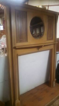 Antique Mantle     $150     View on Craigslist
