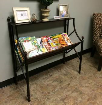 Magazine Rack/Table     $50     View on Craigslist