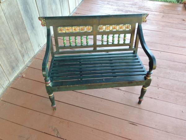 Wood Children's Bench     $55     View on Craigslist