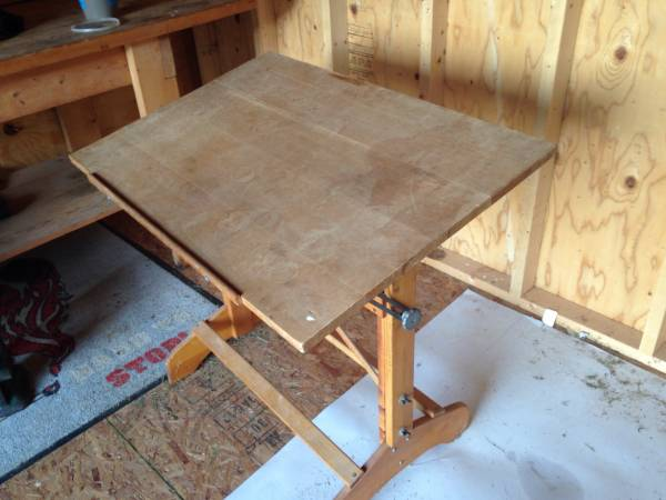 Drafting Table     Make Offer     View on Craigslist