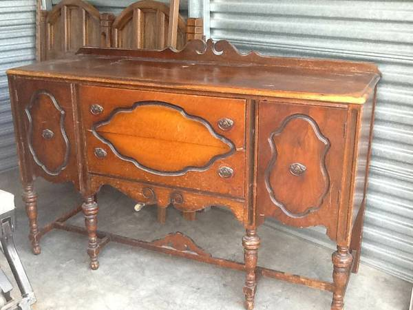 Antique Buffet     $100     View on Craigslist