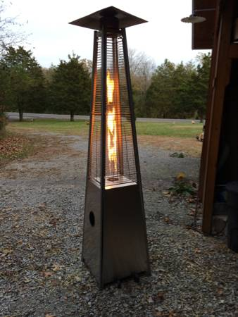 Commercial Grade Patio Heater     $250     View on Craigslist