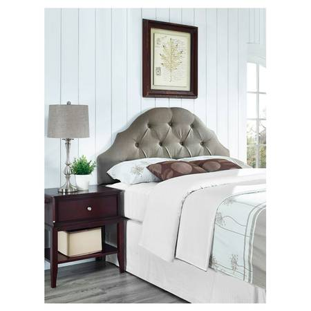 Queen Upholstered Headboard     $130     View on Craigslist