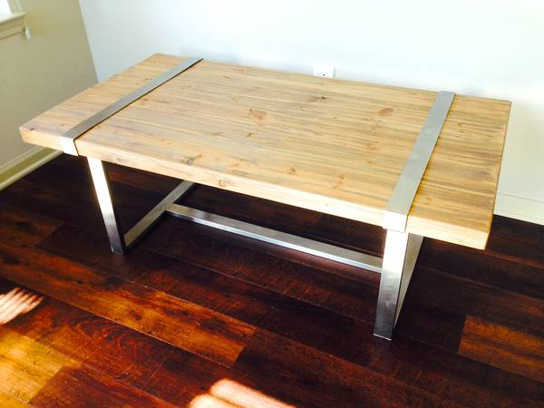 Set of Ethan Allen Tables     $500   Set includes a coffee and end table. Seller paid $1100 for both.    View on Craigslist