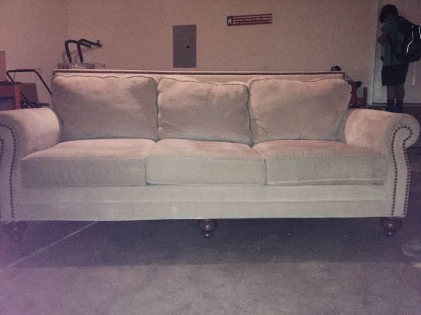 Ashley Furniture Sofa     $275     View on Craigslist