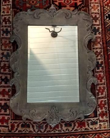 Grey Mirror     $120     View on Craigslist
