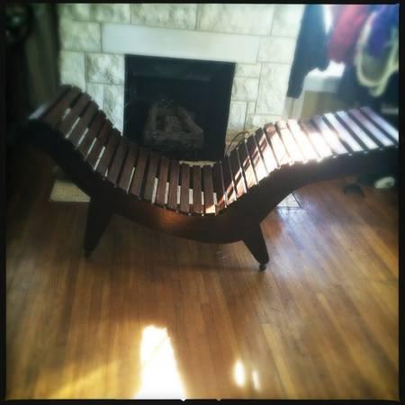 Vintage Zero Gravity Chair     $100     View on Craigslist
