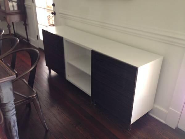 IKEA Besta Sideboard/Media Cabinet     $200     View on Craigslist