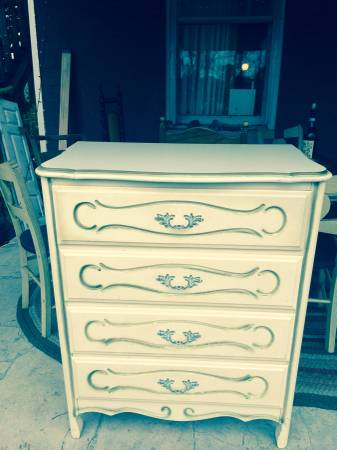 French Provincial Dresser     $40     View on Craigslist