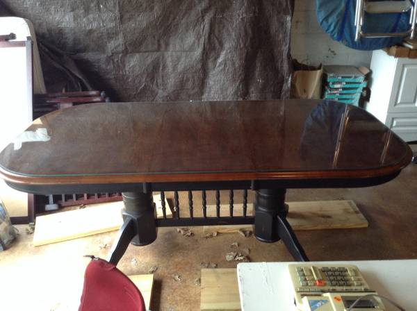 Dining Table with Leaf     $250     View on Craigslist