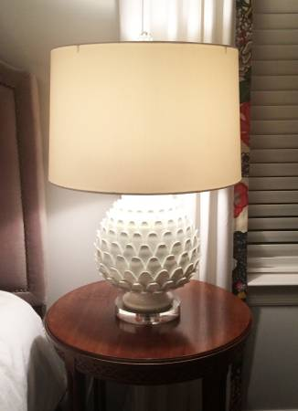 Pair of Lamps     $100     View on Craigslist